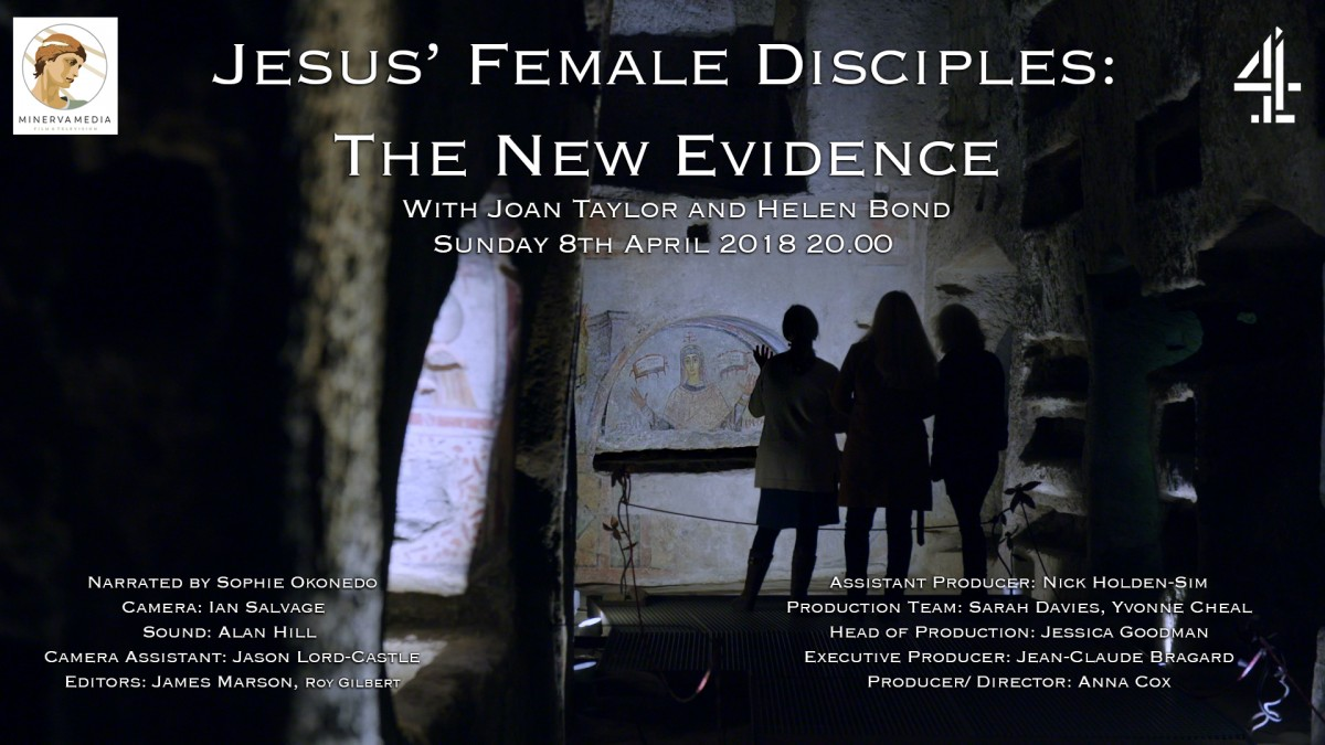 Image result for Jesus' Female Disciples: The New Evidence review